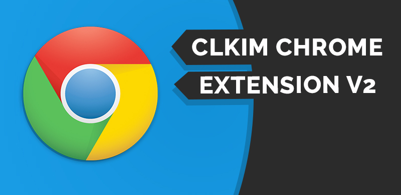 We are proud to present to you the new Clkim Chrome Extension that will let you fully brand your links without having to be logged into the website! Install the… Continue Reading..